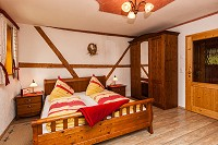Doppelzimmer Rot