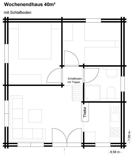 pension bernhardt grundri ferienhaus. Black Bedroom Furniture Sets. Home Design Ideas